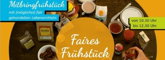 Faires Frühstück - 16. September 2017